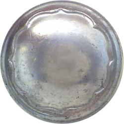Chesterfield Corporation Transport 16.5mm  Chrome-plated Transport uniform button