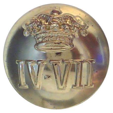 Black Watch (Royal Highland Regiment) 19mm - Screw-Fit Anodised Staybrite military uniform button
