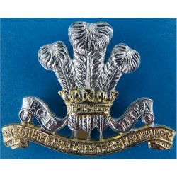 Cheshire Yeomanry (Earl Of Chester's)   Anodised Staybrite army cap badge