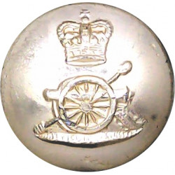 Forester Brigade - 1960-1963 19.5mm - Screw-Fit Anodised Staybrite military uniform button