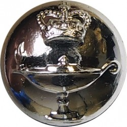 Royal Australian Army Nursing Corps 19mm Silver Colour with Queen Elizabeth's Crown. Anodised Staybrite military uniform button