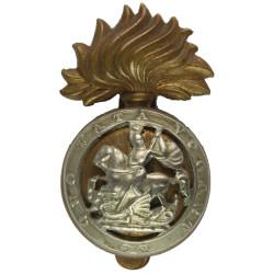 Royal Northumberland Fusiliers Post-1937  Bi-metallic Other Ranks' metal cap badge