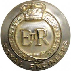 Suffolk & Cambridgeshire Regiment 14mm - Gold Colour  Anodised Staybrite military uniform button