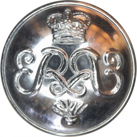 Royal Leicestershire Regiment - 1952-1960 14.5mm - Gold Colour  Anodised Staybrite military uniform button