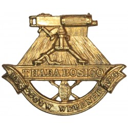 Regiment Louw Wepener - Mess Dress Size FR - Only 1 Lug  Brass Officers' collar badge