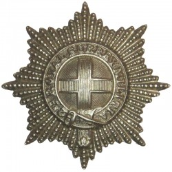 2nd Royal Surrey Militia 1876-1881  White Metal Other Ranks' collar badge