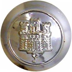 Royal Gibraltar Regiment 19.5mm - Screw-Fit  Anodised Staybrite military uniform button