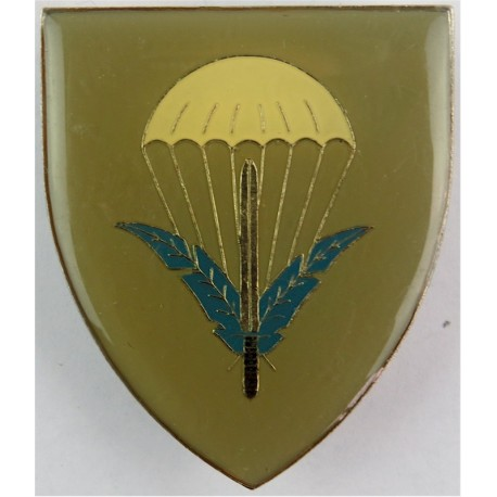 Ciskei Special Forces - Sword Of The Nation Shoulder Shield  Enamel Airborne or Special Forces insignia