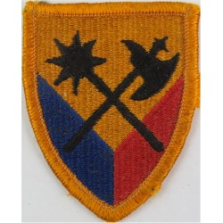 194th Armored Brigade Colour  Embroidered US Army shoulder sleeve insignia - SSI
