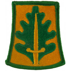 800th Military Police Brigade (Prisoner Of War Unit) Colour - Iraq  Embroidered US Army shoulder sleeve insignia - SSI