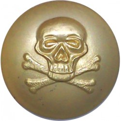 Oman Army 25.5mm - Gold Colour  Anodised Staybrite military uniform button