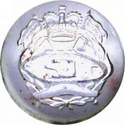 Kuwaiti Air Force - Senior Officer 23mm - Gold Colour Anodised Staybrite military uniform button