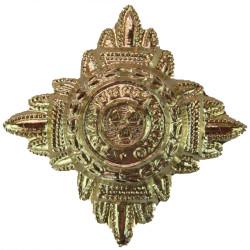 Officer's Rank Star (Pip) - 22.5mm Side Non-Enamelled  Anodised Officer rank badge