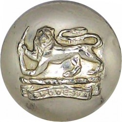 Royal Army Chaplains' Department (Christian) 16.5mm with Queen Elizabeth's Crown. Gilt Military uniform button
