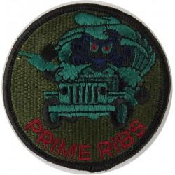 USAF Prime RIBS (Readiness In Base Service) Subdued  Embroidered United States Air Force insignia