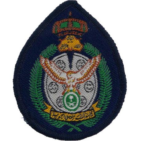 Royal Saudi Air Force - King Faisal Air Academy 1980s Period  Woven Foreign Air Force insignia
