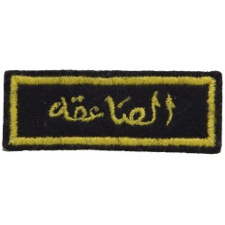 Royal Saudi Special Forces Thunderbolt Qualification   Embroidered Airborne or Special Forces insignia