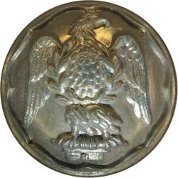 Royal Irish Fusiliers 19.5mm  Brass Military uniform button
