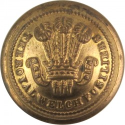 Army Educational Corps 19mm - 1920-1946 Brass Military uniform button