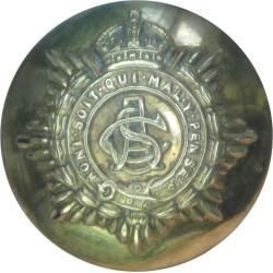 Royal Scots (The Royal Regiment) 26mm - Officers  Bronze Military uniform button