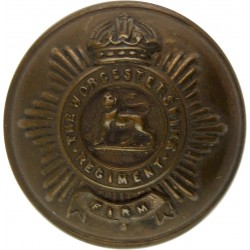 Coldstream Guards - Officer Quality 24mm Mounted Dome Gilt Military uniform button