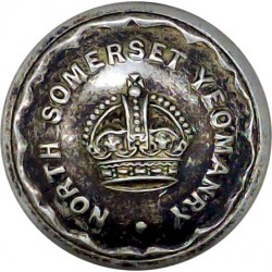 Ministry Of Defence Police - Black - EiiR 19mm with Queen Elizabeth's Crown. Plastic Military uniform button