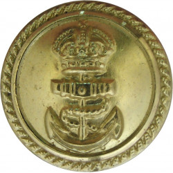 South African Defence Force (Coat Of Arms) 24mm Brass Military uniform button