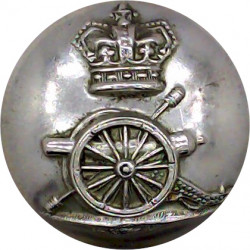 Light Infantry Regiments 19mm - 1946-1959  White Metal Military uniform button