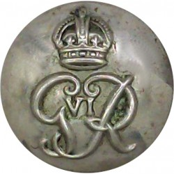 German Navy - Kriegsmarine 21mm - WW2 Pewter Military uniform button