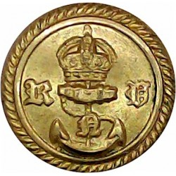 Coldstream Guards 18.5mm - Rimmed Brass Military uniform button
