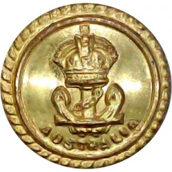 Royal Army Veterinary Corps 25.5mm Brass Military uniform button