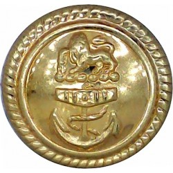 Army Legal Corps / Army Legal Services 14mm - Post-1958  Gilt Military uniform button