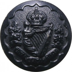 Air Training Corps 23mm - Old Type  White Metal Military uniform button