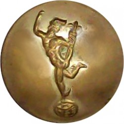 Royal Signals 14mm  Gilt Military uniform button