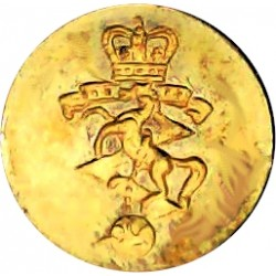 The Royal Welsh - Officers (Post-2006) 19mm - Screw-Fit Bronze Military uniform button