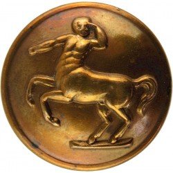 Mercian Regiment 19mm - Post-2007 Gilt Military uniform button