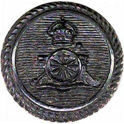 Cheshire Regiment 15mm - Officers  Bronze Military uniform button
