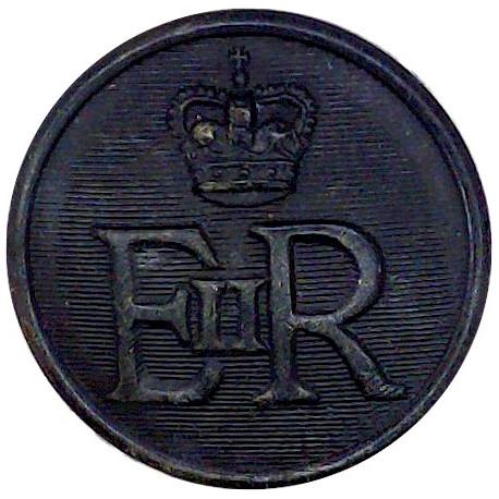 South Lancashire Regiment (Prince Of Wales's Vols) 13.5mm - Officers Bronze Military uniform button