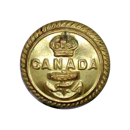 Royal Artillery 14mm Flat Indented with Queen Elizabeth's Crown. Brass Military uniform button