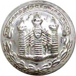 US Public Health Service Commissioned Corps 23mm  Silver-plated Military uniform button
