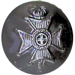 Royal Sussex Regiment 13.5mm  Bronze Military uniform button