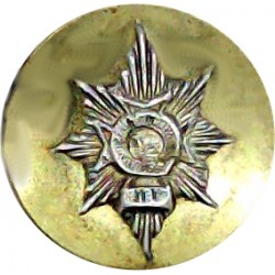 Australian Military Forces 17mm King's Crown. Copper Military uniform button