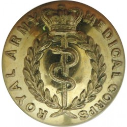 48th Regiment (Highlanders) (Canada) - With Rim 25.5mm - 1912-1945 Brass Military uniform button