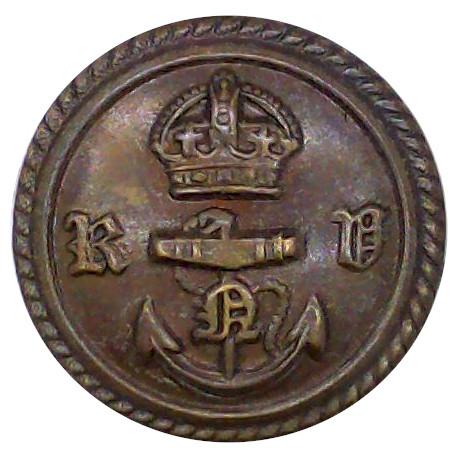 West Nova Scotia Regiment (Canada) 25.5mm - 1936-1968  Gilt Military uniform button