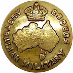 10th Princess Mary's Own Gurkha Rifles 16.5mm - Black Horn Military uniform button