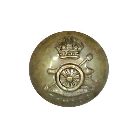 Royal Horse Artillery Military uniform button