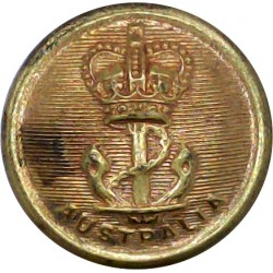 Hussars (Plain - Used By Various Hussar Regiments) 13mm Brass Military uniform button