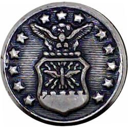 Oman - Royal Army Of Oman - Post-1986 14.5mm  Gilt Military uniform button