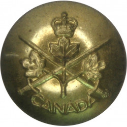 Bradford City Police 17mm - 1952-1974 with Queen Elizabeth's Crown. Chrome-plated Police or Prisons uniform button
