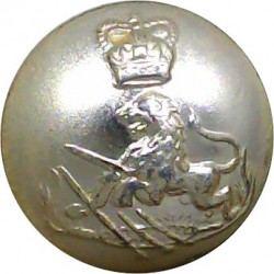 Birmingham City Police 19mm - Pre-1974 Chrome-plated Police or Prisons uniform button